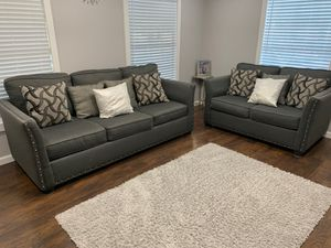 Living room set (sofas) (couches) for Sale in Lancaster, TX