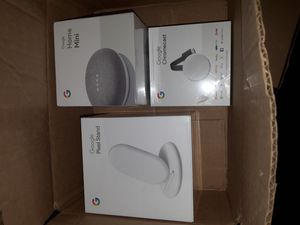 Google Device Bundle(Please Read Description) for Sale in Capitol Heights, MD