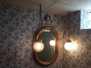 Hanging ball lights for Sale in Pittsburgh, PA