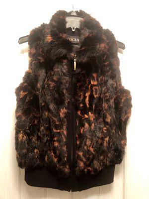 Real Rabbit Fur Vest for Sale in Southfield, MI