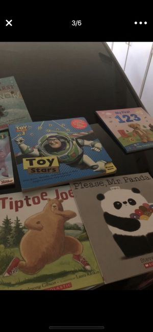 Kids reading books 18 available excellent condition for Sale in Poway, CA