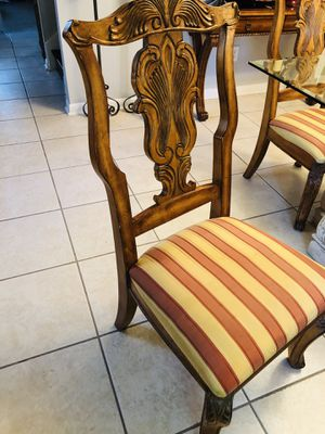 Dining Chairs $45 each for Sale in Houston, TX