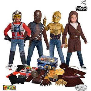 STAR WARS DRESS UP COSTUME SETS for Sale in Fontana, CA