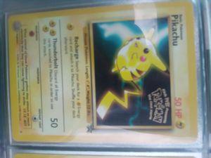 Pikachu pokemon movie prom for Sale in Athens, GA