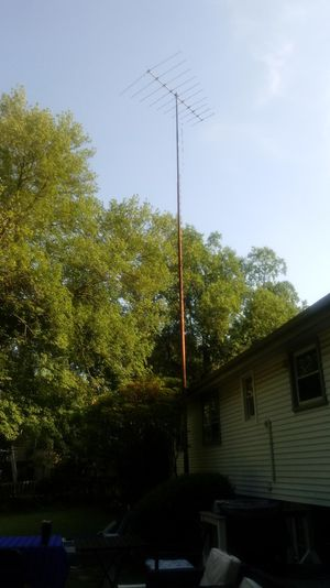 Flag pole or antenna Pole for Sale in Bethany, CT