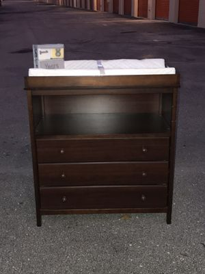 Changing Table by Carters for Sale in Sunrise, FL