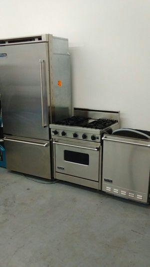 Viking high end appliance set for Sale in Yorba Linda, CA