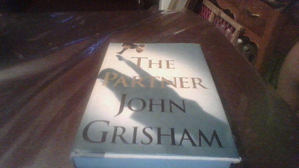 book - John grisham - The partner grade 9-11