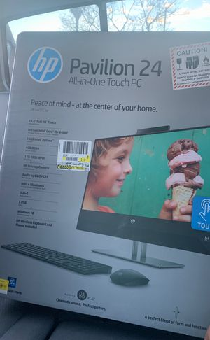 HP Pavilion all in one Touch PC for Sale in San Diego, CA