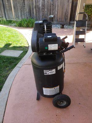 Kobalt 30 Gallon compressor for Sale in Tracy, CA