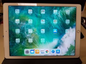 128GB iPad Pro 12.9 - Unlocked Verizon/ WiFi for Sale in Lutz, FL
