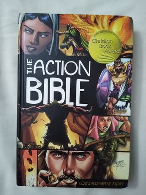 The Action Bible for Sale in Midlothian, IL