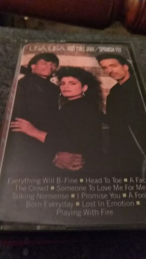 Lisa Lisa and Cult Jam cassette for Sale in Shelton, CT