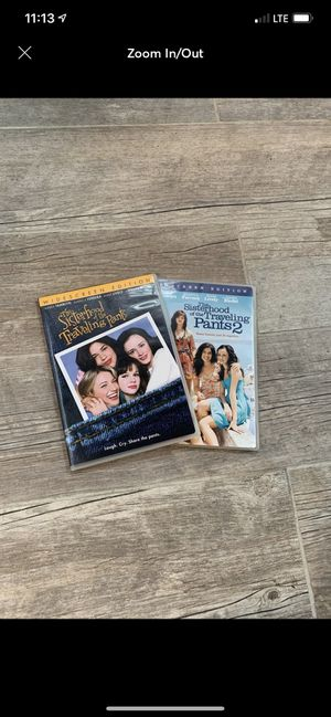 Sisterhood of the Traveling Pants DVD's for Sale in East Providence, RI
