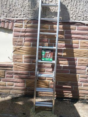 New werner 16 ft slidding ladder for Sale in Baltimore, MD