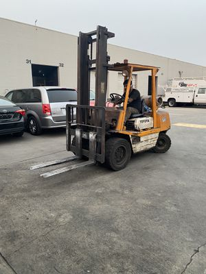 Toyota Forklift for Sale in Irwindale, CA