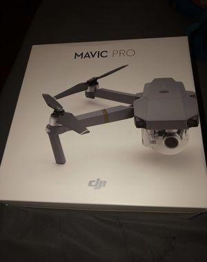 DJI Mavic Pro HD Camera Drone Quadcopter for sale  Box for Sale