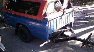 Toyota TRAILER* PTI LIC. for Sale in Modesto, CA