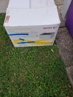 Brand new wireless lazer jet printer for pick up only for Sale in Newark, OH