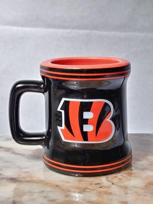 Cincinnati Bengals Mini Mug Shot Glass for Sale in Cincinnati, OH