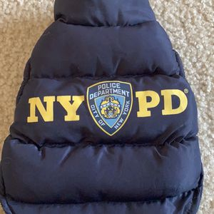 Official NYPD Dog Vest (X-Small) for Sale in Norman, OK