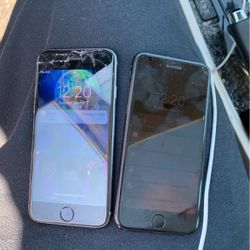 iPhone 7 & iPhone 6 (two Phone Deal) for Sale in Lehigh Acres,  FL