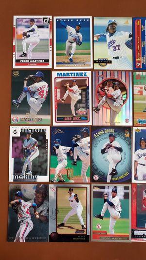 Baseball Cards - Pedro Martinez for Sale in Noblesville, IN