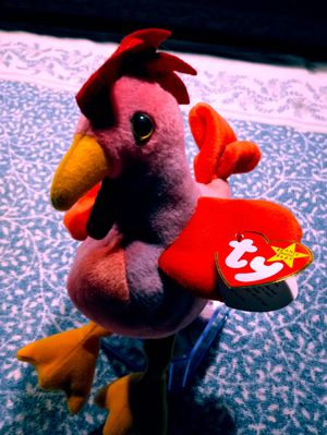 Strut the rooster. Ty beanie baby for Sale in Leominster, MA
