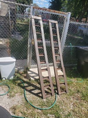Car trailer ramp 7' long for Sale in Burnham, IL