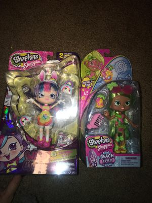 Shopkins dolls for Sale in Oakland, CA