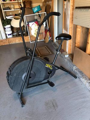Exercise Bike with Battery Settings for Sale in Woodbury, NJ