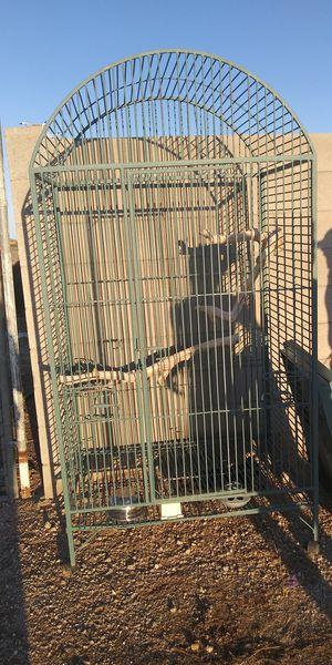 Large bird cage for Sale in Buckeye, AZ