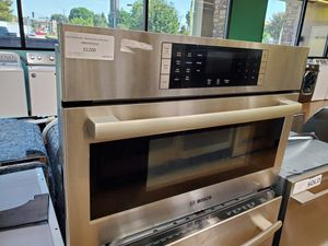 Bosch Benchmark Microwave Speed Solo for Sale in La Verne, CA