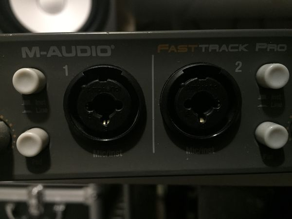M-Audio Fast-Track PRO Interface