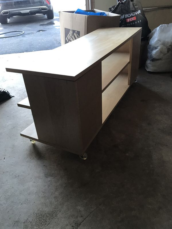 tv stand/shoe drawer