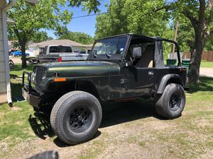 1995 Jeep Wrangler for Sale in Caddo Mills, TX
