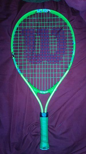 Wilson Tennis Ball Racket for Sale in Largo, FL