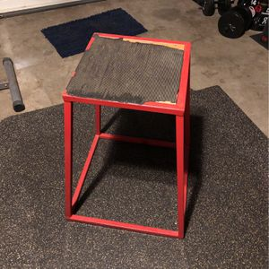 30-inch Plyo Box for Sale in Portland, OR