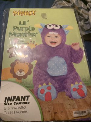 Costume monster for Sale in Stockton, CA