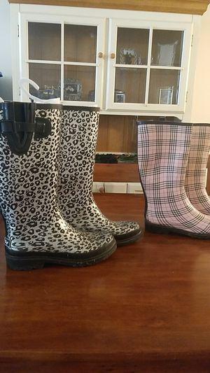 Rain boots for Sale in Seattle, WA
