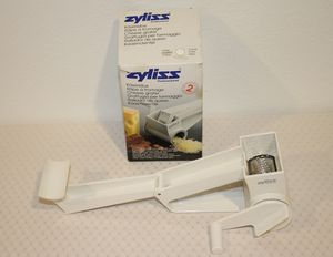 Zyliss Original Cheese Grater | Made in Switzerland for Sale in Ames, IA