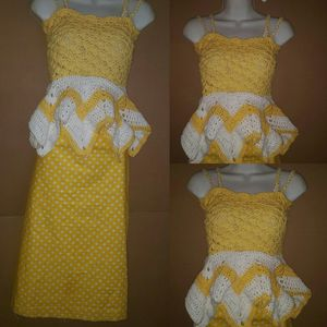 Crochet Top Small-100%cotton-New for Sale in Knoxville, TN
