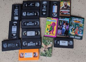 VHS tapes for Sale in Pembroke Pines, FL
