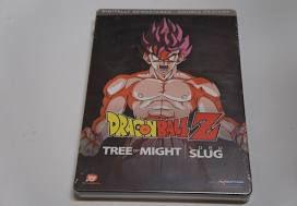 Dragonball Z steelcase DVDs