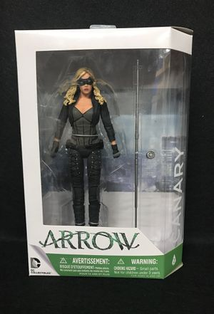 DC collectibles canary action figure for Sale in Pickerington, OH