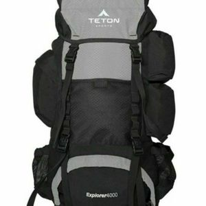 New TETON Sports Explorer 4000 Internal Frame Backpack; High-Performance Backpack for Backpacking, Hiking, Camping for Sale in Pasadena, CA