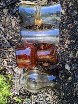 Glass vases for Sale in Vienna, VA