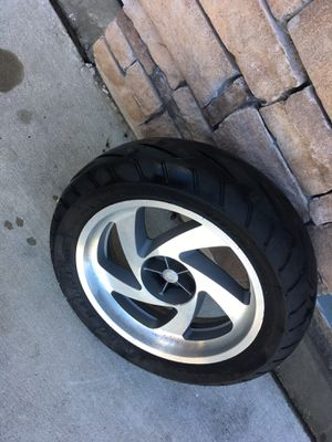 Goldwing parts, wheel, tire, bags for Sale in St. Augustine, FL