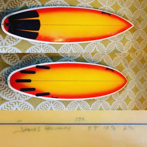 Surfboard for sale - 5'9 - Like new ridden 1X for Sale in Encinitas, CA