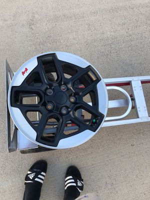 Jeep jl rubicon wheels for Sale in Houston, TX